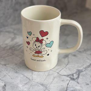 Authentic Disney Parks Minnie Mouse Mug for Sale in Elmwood Park, IL