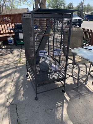 Bird cage for Sale in Englewood, CO