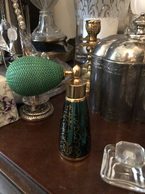 Perfume bottles antique $30 each for Sale in Tualatin, OR