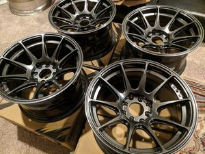 "15"" XXR Wheels 4x100 4x114.3 for Sale in Laurel, MD"