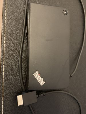 Thinkpad OneLink+ Docking Station (DU9047S1) for Sale in MD, US