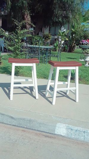 Bar Stools (set of 2) for Sale in Parlier, CA