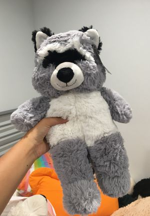 raccoon stuffed animal toy for Sale in Garden Grove, CA