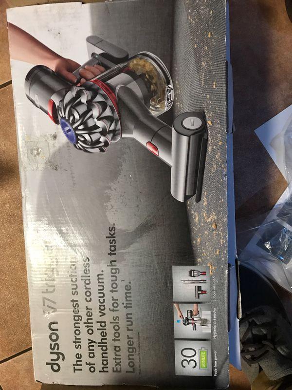 Dyson vacuum brand new