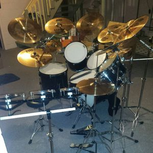 Drum set.. nice kit! for Sale in Pittsburgh, PA