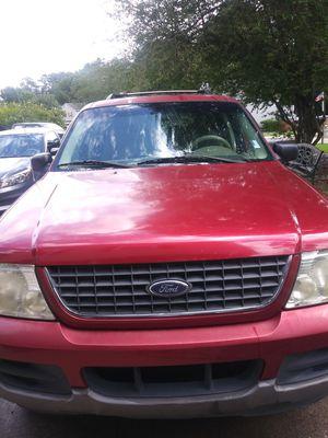 02 Ford Explorer for sale for Sale in Acworth, GA