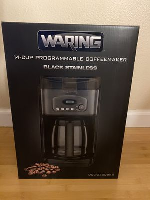 14 cup coffee maker for Sale in Renton, WA