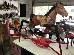 Radio flyer Blaze horse for Sale in Houston, TX