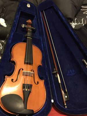 Violin with case $60 for Sale in Palm Bay, FL