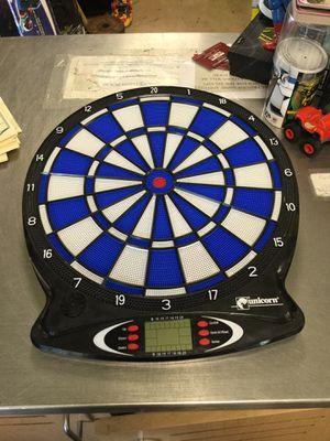 Dart board + darts for Sale in Matawan, NJ