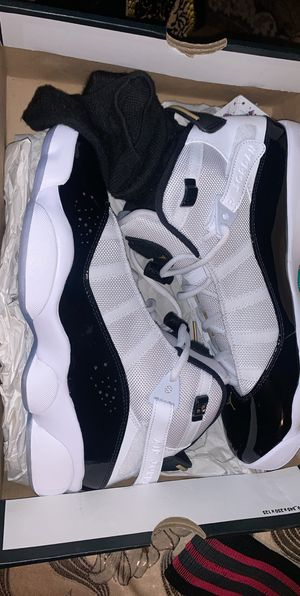 Jordans six rings size 9 1/2 for Sale in Nashville, TN