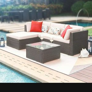 Sofa Outdoor patio furniture patio set for Sale in Los Angeles, CA