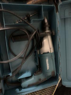 """Makita 3/4"""" Hammer Drill HP2050 for Sale in Richmond, CA"""