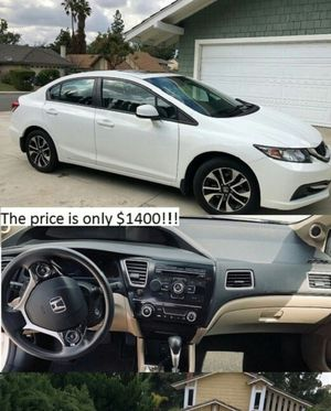 Price$1400 2013 Honda Civic for Sale in Richmond, VA