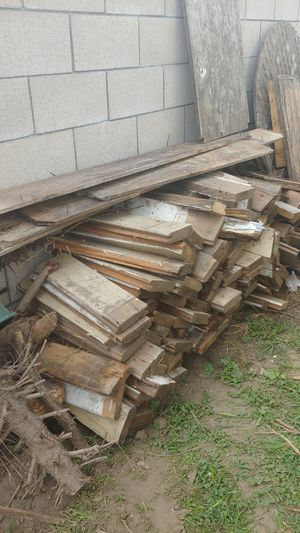 Free wood the address is 10092 Milneberg st for Sale in Anaheim, CA