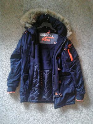 Superdry Winter Parka for Sale in Silver Spring, MD