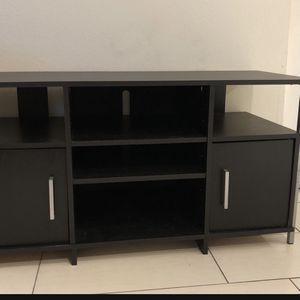 Black Tv Stand for Sale in Doral, FL