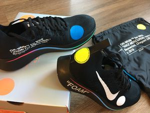 ba41e94b56f Nike Zoom Fly Mercurial Off-White DS sz 10.5 for Sale in Andover