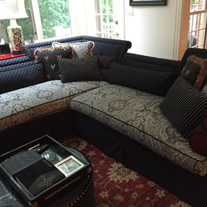 Designer Sofa for Sale in Gaithersburg, MD