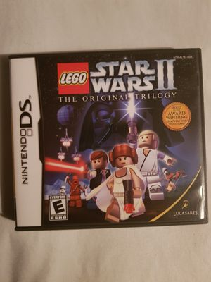 Lego Star wars DS game for Sale in Oklahoma City, OK