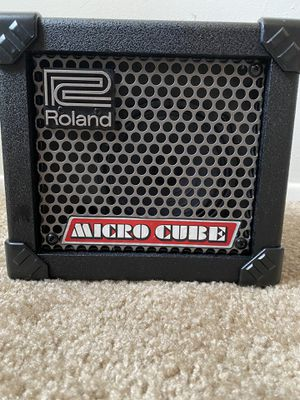 Roland micro cube for Sale in Overland Park, KS
