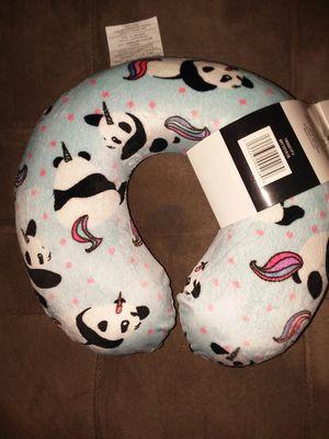 Panda unicorn travel neck pillow for Sale in Anaheim, CA