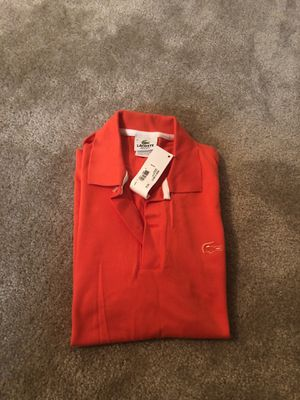 Lacoste polo shirt for Sale in Oxon Hill, MD