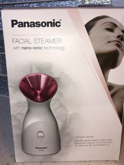 Panasonic Spa-Quality Facial Steamer for Sale in Las Vegas,  NV