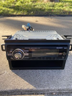 Sony stereo / receiver for Sale in Pittsburg, CA