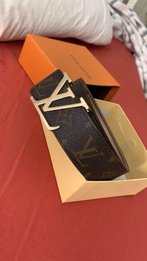 Louis Vuitton belts for Sale in Lafayette, CA