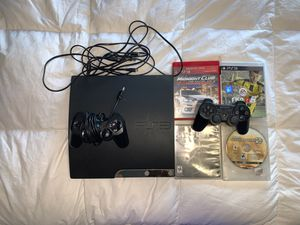 Ps3 Slim Sony Playstation for Sale in Fontana, CA