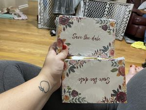 Wedding save the dates for Sale in Willow Spring, NC