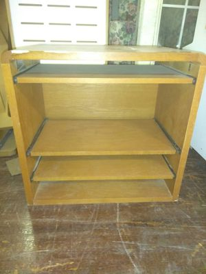 Small wooden shelf for Sale in Tulsa, OK