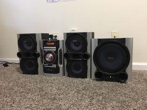 Sony Mini Hi-Fi Stereo system for Sale in Dunwoody, GA