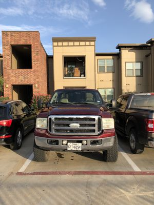 2007 F-250 4x4 for Sale in San Angelo, TX