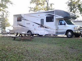 2012 RV Impulse Silver 32ft Ford chassis for Sale in Brandon, FL