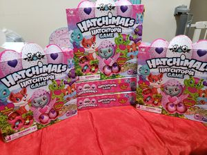 Hatchimals hatchtopia game for Sale in New York, NY