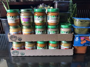 Free baby food for Sale in Fontana, CA