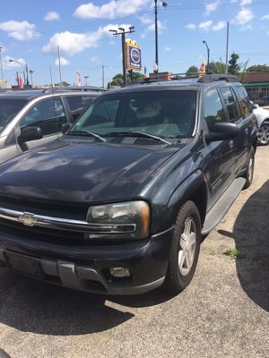 2003 chevy trail blazer 117 miles for Sale in Chicago, IL