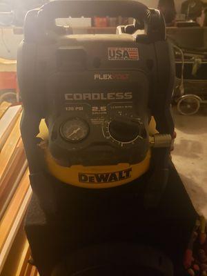 Dewalt compressor tool only for Sale in Stockton, CA