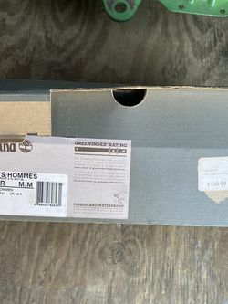 Black Timberland boots size 13 for Sale in Wenonah,  NJ