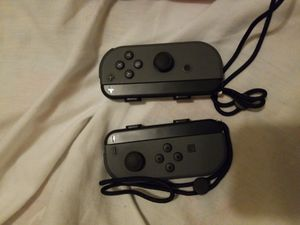 Nintendo Switch Joycons Grey for Sale in San Diego, CA