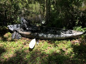 Wildernesses system ride fishing kayak for Sale in Odessa, FL