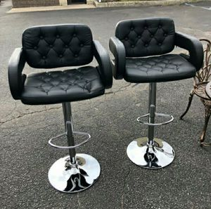 Two black high chair for Sale in Aiea, HI