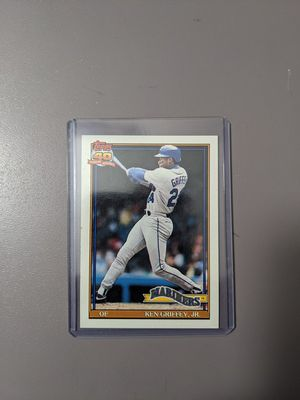 Topps Ken Griffey Jr baseball card for Sale in Fremont, CA