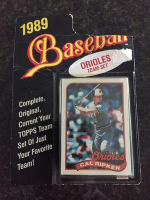 1989 Topps Baseball Cards for Sale in Winter Springs, FL