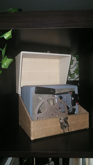 Brownie 8mm Movie Projector Vintage for Sale in Sacramento, CA