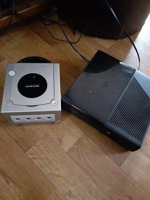 Nintendo Gamecube/ XBox 360 for Sale in Jenks, OK