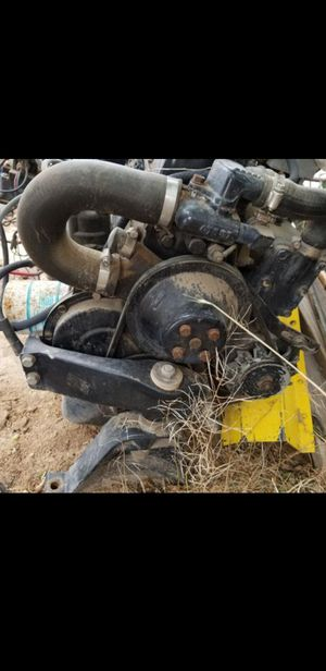 3.0 mercruiser engine low compression long block Volvo omc for Sale in Fontana, CA