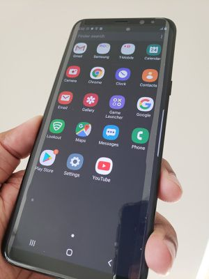 Samsung Galaxy S8+ Plus , Unlocked for All Company Carrier, Excellent Condition like New for Sale in Springfield, VA